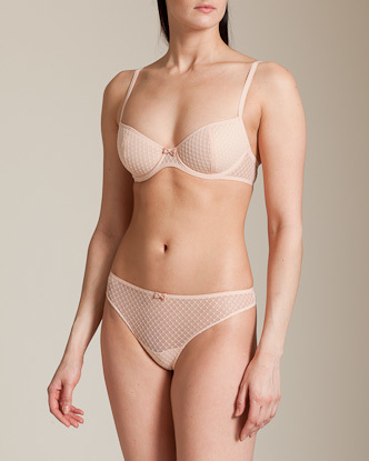 Wolford Lido Molded Demi-Cup Bra