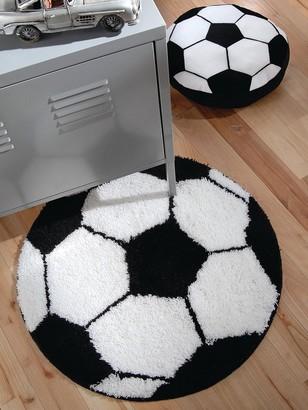 Catherine Lansfield Football Rug