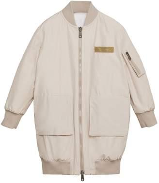 Brunello Cucinelli Embellished Bomber Jacket