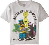 Sesame Street Sesame St Little Boys' Short Sleeve Tee Shirt