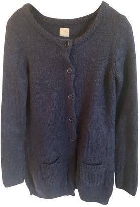 Des Petits Hauts Navy Wool Knitwear for Women