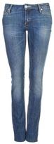 ACNE - Super skinny mid rise denim jeans