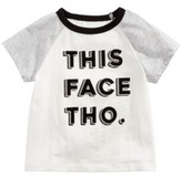 First Impressions Baby Boys Layered-Look Fox-Print T-Shirt