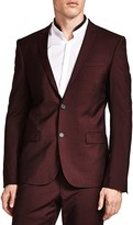 The Kooples Purple Rain Slim Fit Sport Coat