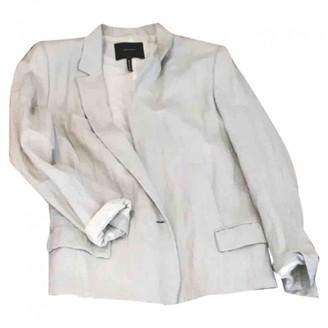 Isabel Marant \N Yellow Linen Jackets