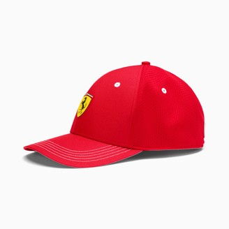 Puma Scuderia Ferrari Fanwear Baseball Cap