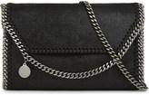 Stella McCartney Falabella faux-suede cross-body bag