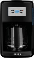 Krups Savoy, EC311050, Programmable Filter Coffee Machine, Black