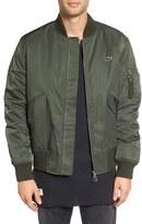 Lacoste Men's 'L!ve' Multi Pocket Bomber Jacket