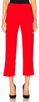 Smythe Flood Pant in Red.