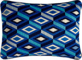 Jonathan Adler Bargello Diamonds Pillow