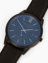 Larsson & Jennings Black Saxon 39mm Watch