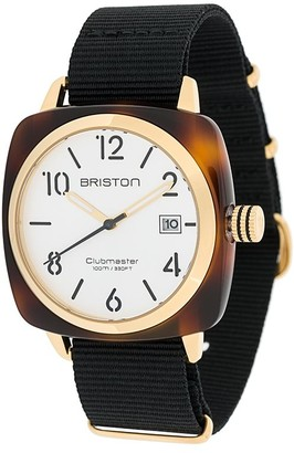 Briston Watches Clubmaster Classic Acetate watch