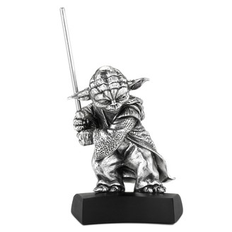 Disney Yoda Pewter Figurine by Royal Selangor Star Wars