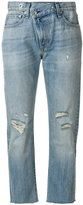 Rag & Bone Jean - Wicked cropped jeans - women - Cotton - 25