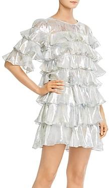 Rebecca Taylor Lily Ruffled Dress