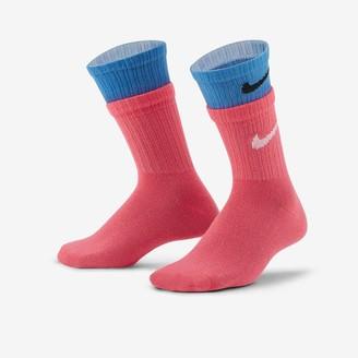 Nike Little Kids' Crew Socks (2 Pairs