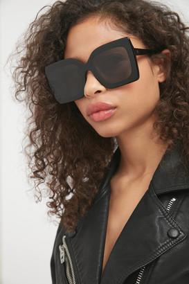 VYE Eyewear Discretion Oversized Square Sunglasses