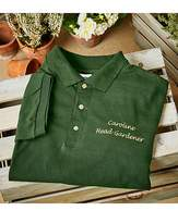 Fashion World Personalised Head Gardener Polo T-Shirt