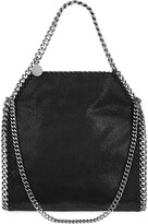Stella McCartney Women's Black Mini Baby Bella Faux-Leather Tote
