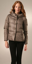 Cacoon Puffer Jacket