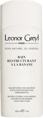 Leonor Greyl Bain Restructurant A La Banane (Restructuring Volumizing Shampoo for Permed, Curly Hair), 7.0 oz./ 200 mL