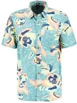 Volcom Cubano Classic Fit Shirt Sea Blue