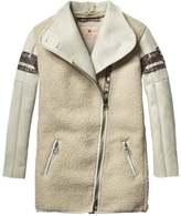 Scotch R'Belle Scotch R Belle Shearling Coat