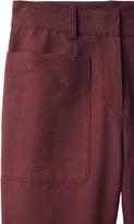 Proenza Schouler 2 pocket straight pant