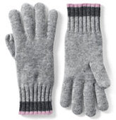 Classic Women's Cashmere Gloves-Chili Pepper
