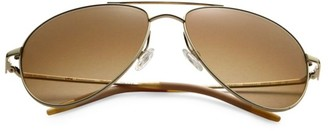 Oliver Peoples Benedict 59MM Aviator Sunglasses