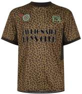 Billionaire Boys Club Leopard Print Sports T-Shirt