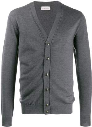 Moncler slim fit cardigan