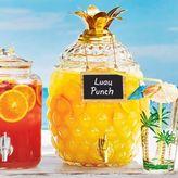 Sur La Table Pineapple Beverage Jar, 1.6 Gallon