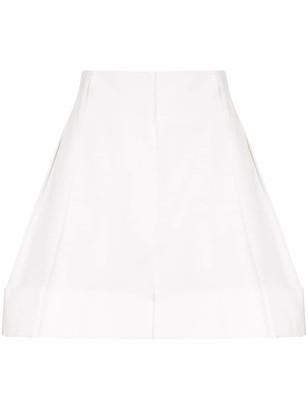 Valentino High-Waisted Shorts