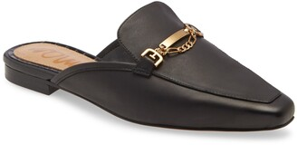 Sam Edelman Evelan Chain Loafer Mule