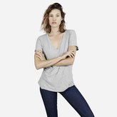 Everlane The Cotton Heather V