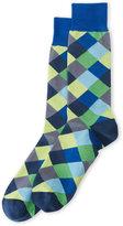Jared Lang Diamonds Socks