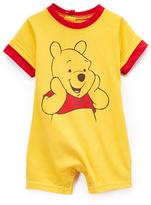 Children's Apparel Network Winnie The Pooh Romper - Infant