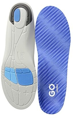 Superfeet Athletic Insole (Blue) Insoles Accessories Shoes