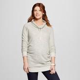 Liz Lange for Target Maternity Textured Cowl Tunic - Liz Lange® for Target