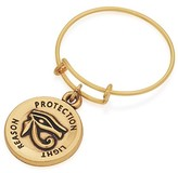 Alex and Ani Eye of Horus Expandable Wire Ring