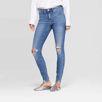 Universal Thread Women's High-Rise Jeans - Universal ThreadTM Medium Denim Wash