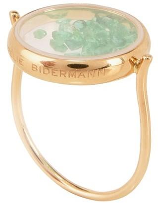 Aurelie Bidermann Emeralds Chivor ring