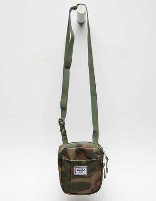Herschel Cruz Woodland Camo Crossbody Bag