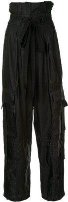 Lee Mathews Edie relaxed trousers