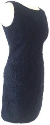 Drykorn Blue Wool Dress for Women