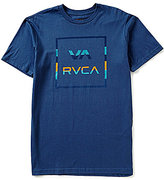 RVCA Stringer All The Way Short-Sleeve Crewneck Graphic Tee