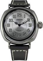 Jowissa Men's J4.028.L Atavus Black Calfskin Band Watch.