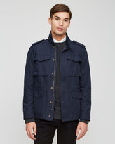 Cotton Linen Field Jacket